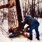 28 février 1995. C'est fini pour le Nid et la SZDQ