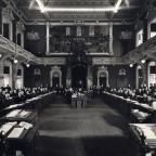 Gros remous à l'Assemblée législative en avril 1933