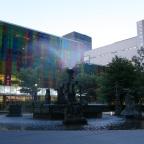 La Joute de Riopelle au Quartier international de Montréal