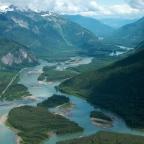 Cartes interactives — Région de la rivière Skeena Colombie Britannique